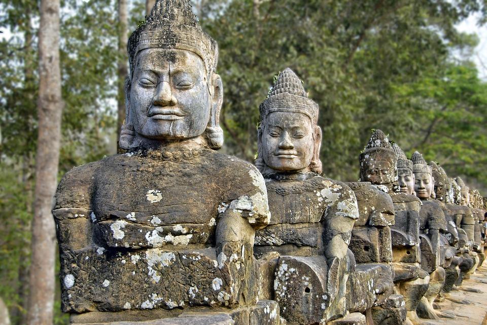 Viaggio per disabili in Indocina