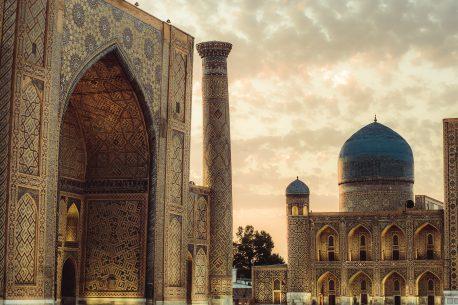 Viaggio in Uzbekistan per disabili