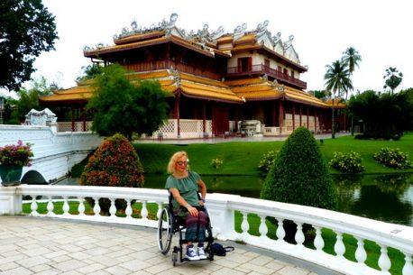 viaggio in Thailandia per disabili