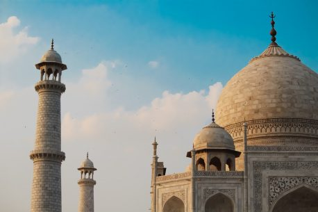 Viaggio per disabili in India
