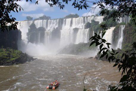 Il parco nazionale dell'Iguazú