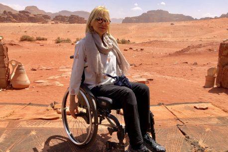 Viaggio accessibile in Giordania