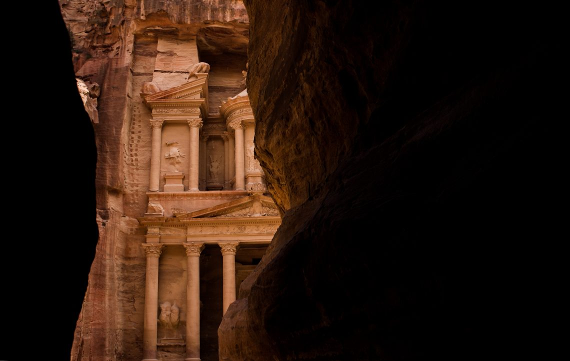 Viaggio per disabili in Giordania