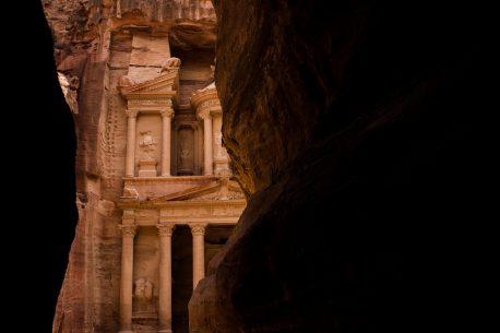 Viaggio in Giordania per disabili