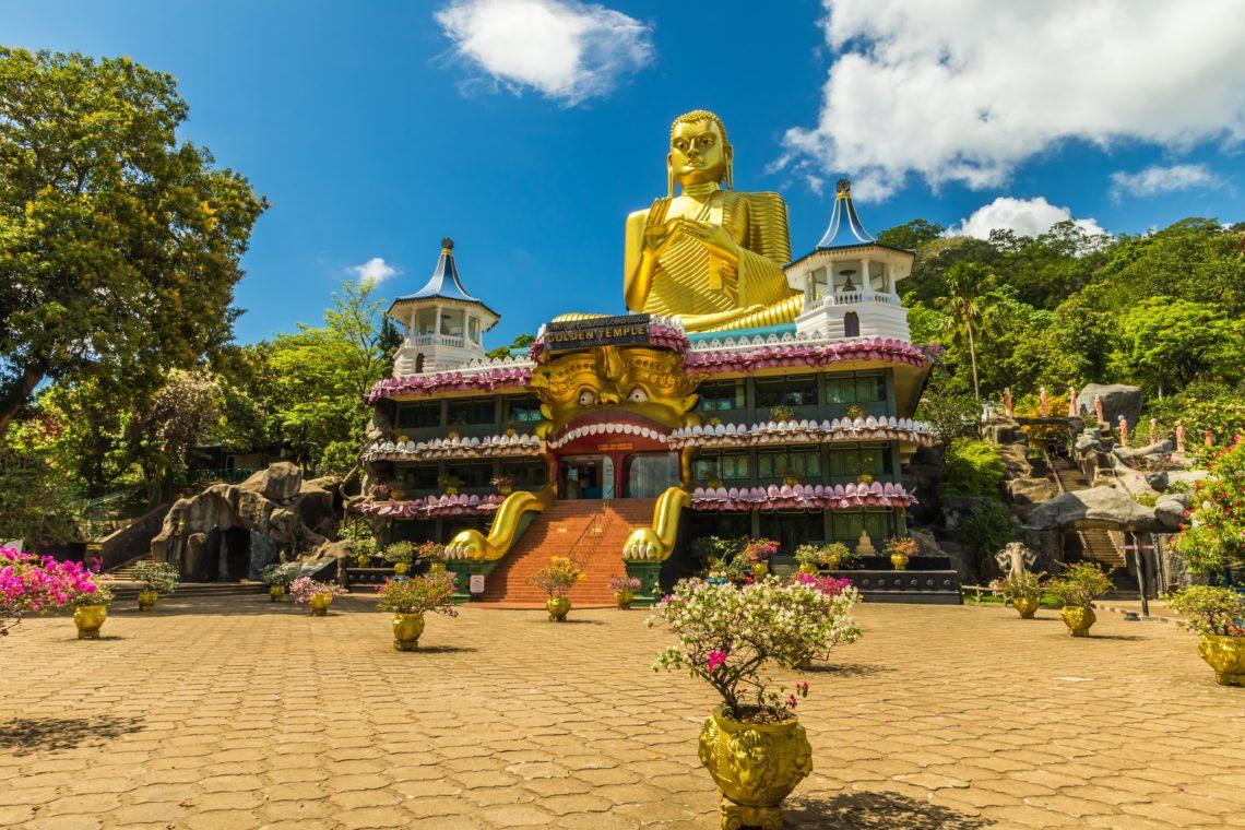 Sri Lanka senza confini visivi