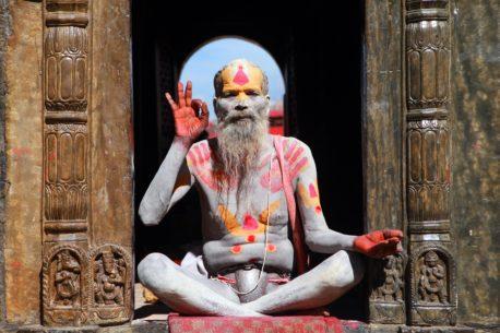 Viaggio in Nepal senza confini visivi