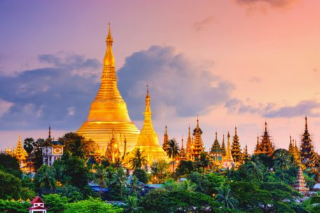 Myanmar Senza Confini Visivi
