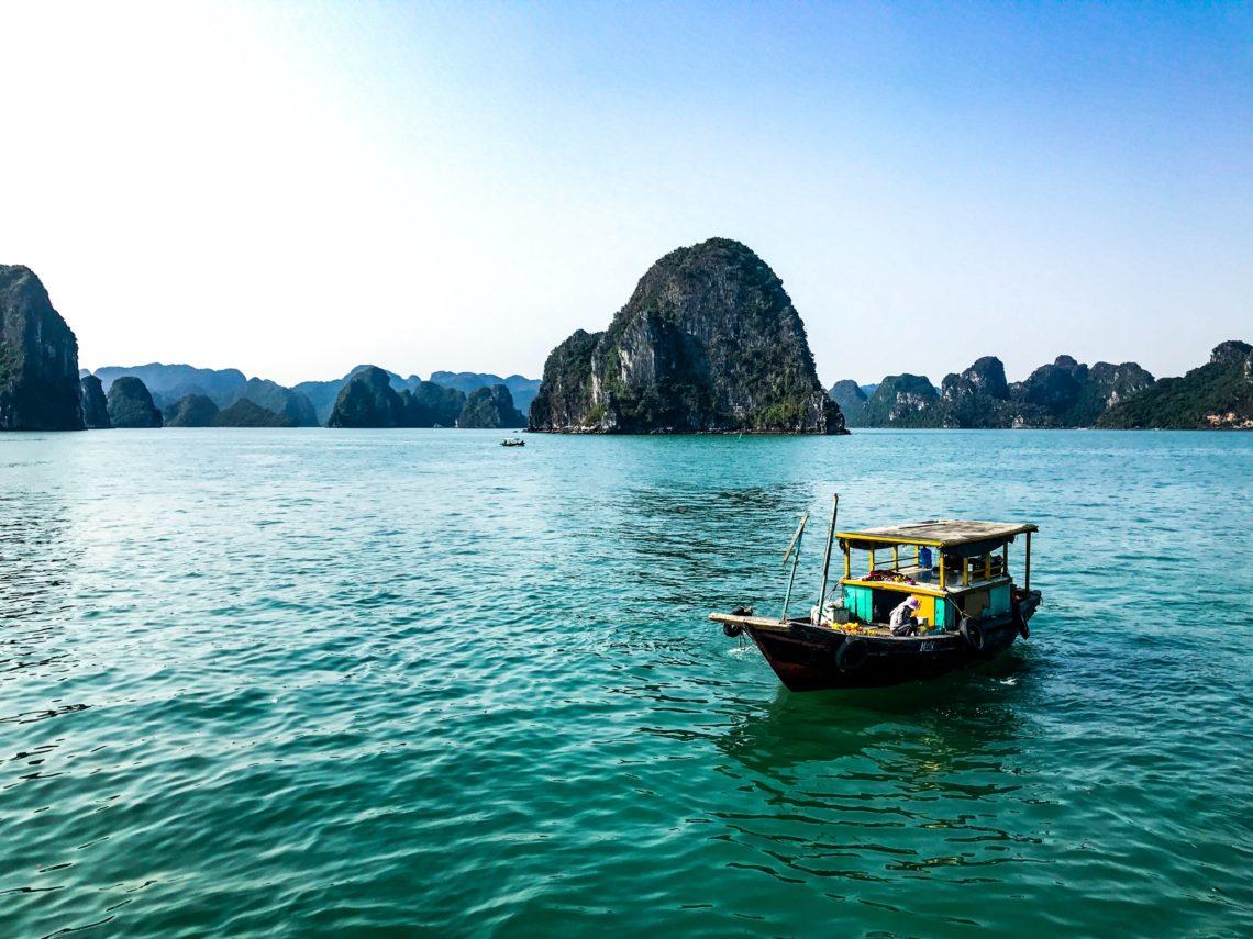 Viaggio in Vietnam senza confini visivi